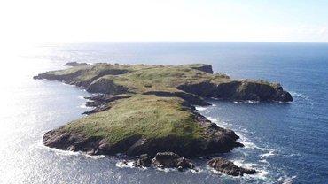 В Ирландии продают необитаемый остров за $1,4 млн - фото 1