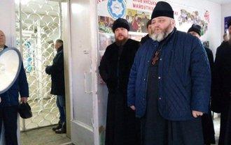 Горловского митрополита допросили - фото 1