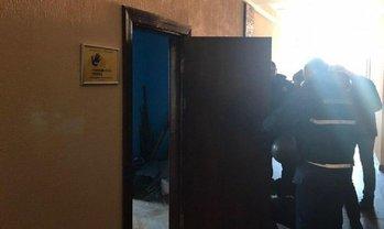 В преддверии выборов в Киеве обокрали офис политпартии Гриценко - фото 1