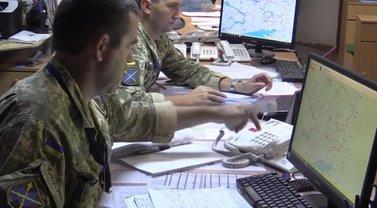 Украинские военные следили за российским самолетом - фото 1
