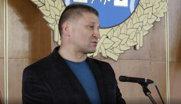 Сергея Гришко забросали яйцами - фото 1