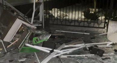 В Харькове взорвали банкоматы - фото 1