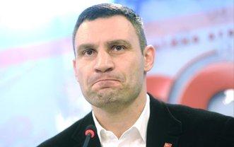 Виталий Кличко оконфузился в прямом эфире - фото 1