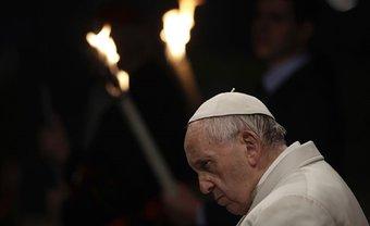 Папа Римский осудил педофилию - фото 1