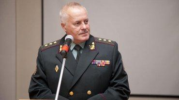 Генерал-полковник Замана задержан по подозрению в госизмене - фото 1