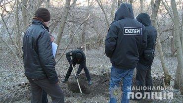 В Винницкой области заживо закопали мужчину - фото 1