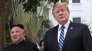 Трамп и Ким Чен Ын не договорились - фото 1