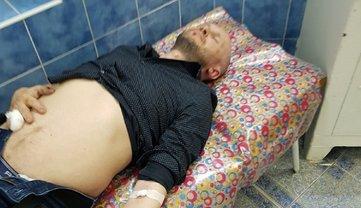 В Одессе напали на журналиста - фото 1