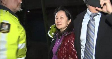 Мэн Ваньчжоу подала в суд на правительство Канады - фото 1