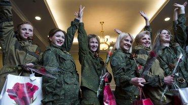 """Террористки """"ДНР"""" не могут похвастаться хорошей жизнью  - фото 1"""