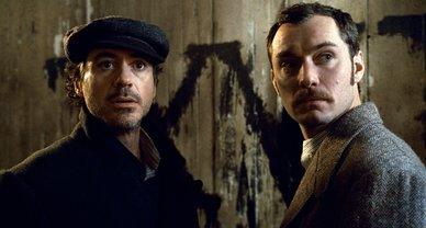"""""""Шерлок Холмс 3"""" выйдет на год позже запланированного - фото 1"""