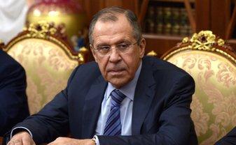 Глава МИД РФ Сергей Лавров - фото 1
