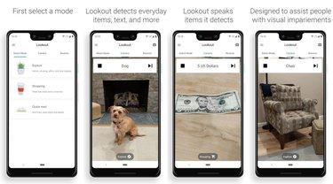 Новое приложение от Google помогает людям с нарушением зрения - фото 1