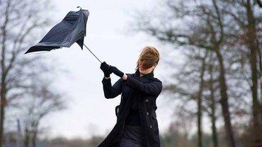 Погода в выходные: в Украине штормовой ветер - фото 1