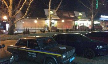 Не поделили бургер: в Николаеве в очереди в McDonald's произошла стрельба - фото 1