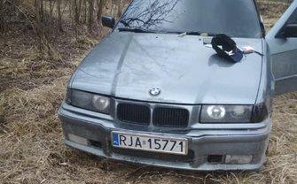 В Днепропетровской области владелец евробляхи бросил в полицейских гранату - фото 1