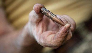 Террористы убили украинского военного - фото 1