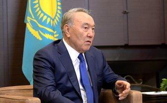 Бывший президент Казахстана Нурсултан Назарбаев - фото 1