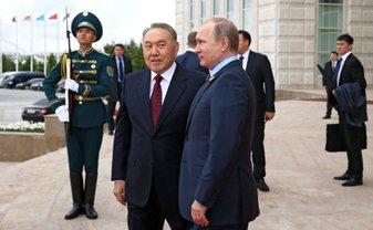 Советовался: бывший президент Казахстана перед отставкой позвонил Путину - фото 1