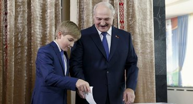 Глава ЦИК Беларуси присмотрит за выборами в Украине  - фото 1
