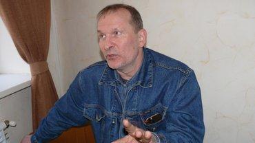 Одиозный Добронравов снова въездной в Украину - фото 1