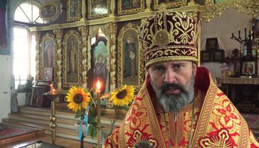 Архиепископа Климента выселяют - фото 1