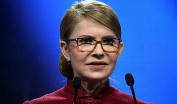 Тимошенко приехала на дебаты и ушла  - фото 1