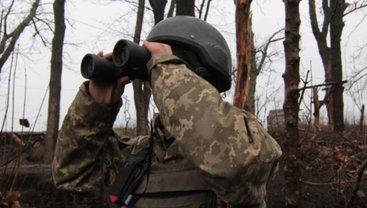 На Донбасе боевики били из минометов: ранены двое украинских военных - фото 1