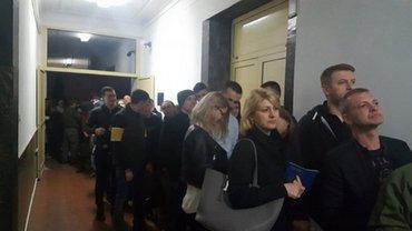 В Польше продолжают голосовать - фото 1