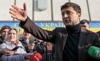 Зеленский пожмет руку Порошенко - фото 1