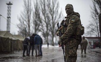 Украинские военные сдерживают российских террористов - фото 1