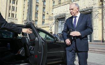 Ремигиюс Мотузас покидает Россию - фото 1