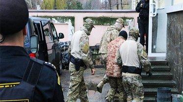 Россия продлит арест украинским морякам - фото 1