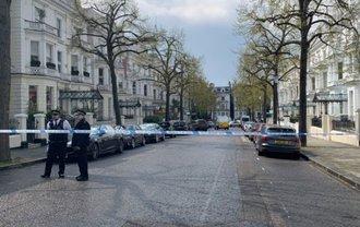 На посла Украины напали, британская полиция открыла огонь – ФОТО - фото 1