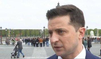 Зеленский дал интервью, которое стало запрещенным - фото 1