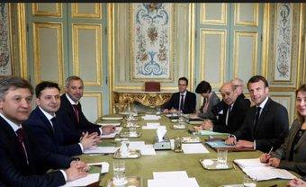 Зеленского позвали в Париж только для сохранения объективности Макроном - фото 1