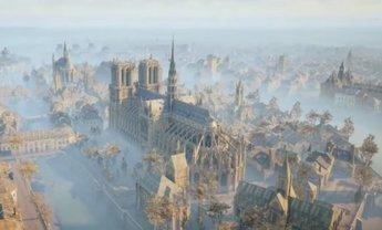 Нотр-Дам де Пари восстановят благодаря искусствоведам и компьютерной игре - фото 1