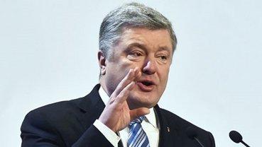 1+1 требует миллион от Порошенко  - фото 1