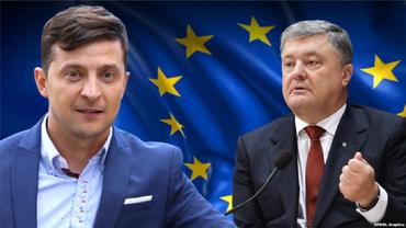 Зеленский vs Порошенко: кто сколько тратит на выборы - фото 1
