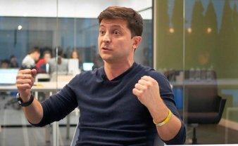 """Зеленский рассказал когда """"посадит"""" Порошенко  - фото 1"""