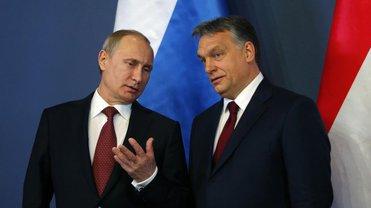 Виктор Орбан мечтает о переразделе стран - фото 1