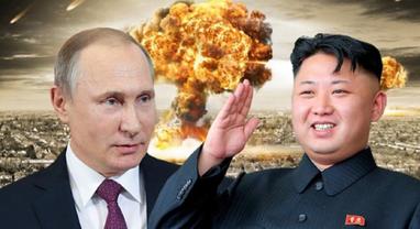 Ким Чен Ын попробовал булку Путина - ФОТО, ВИДЕО  - фото 1