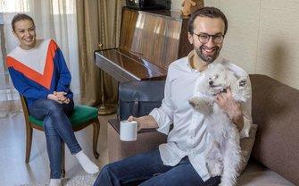 Жена Сергея Лещенко показала себя обычной ватницей - фото 1