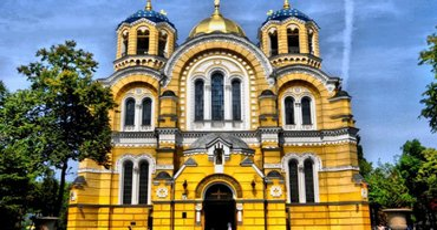 Владимирский собор грозят взорвать на Пасху - фото 1