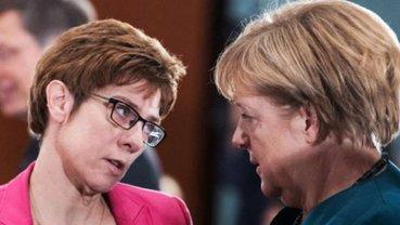 Лидер партии Меркель поддержала Северный поток-2  - фото 1