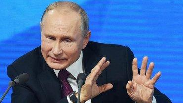 """Путин нашел  у россиян """"гены героизма"""" - фото 1"""