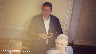 Дмитрий Добкин снова взялся за свое - фото 1