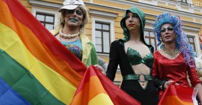 Украина  очень не любит геев – опубликован рейтинг - фото 1
