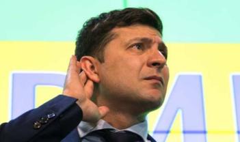 """Спикер Думы взбесился из-за Зеленского. Говорит, у того """"слабоумие"""" - фото 1"""
