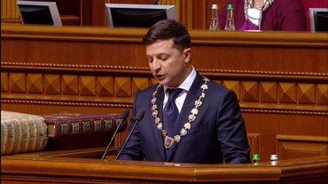 Шестой президент Украины вступил в должность - фото 1